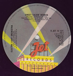 Sweet Talkin' Woman S JET 12-121