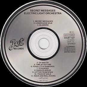 Secret Messages CDJET 527