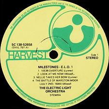 Milestones ELO1 & ELO 2 - 5C 138-52658