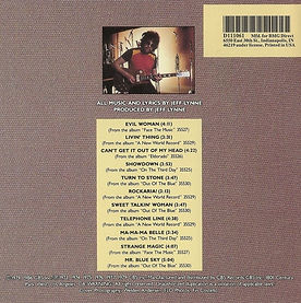 ELO Greatest Hits ZK 36310 Club Booklet.