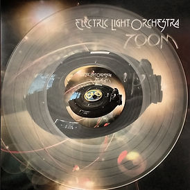 Zoom Re-Issue Clear Vinyl Side A Label