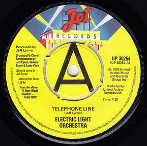 Telephone Line Promo UP 36254