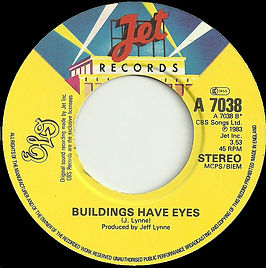 Buildings Have Eyes A7038 Lareg Hole