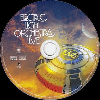 ELO LIve CD - Japan Blu-Spec CD2