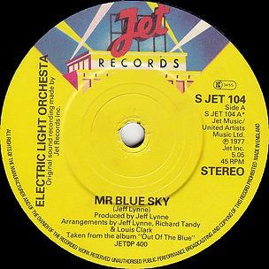 Mr Blue Sky S Jet 104