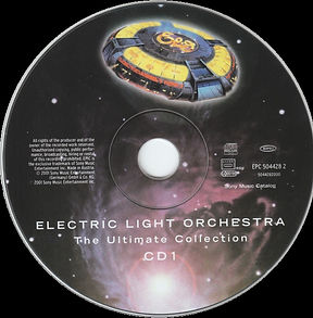 Electric Light Orchestra - The Ultimate Collection EPC 504428 2