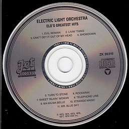 ELO Greatest Hits - ZK 36310