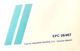 Balance Of Power EPC 26467 - Spain