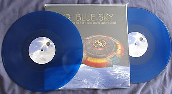 ELO - Mr Blue Sky Re-issue 2013