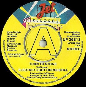Turn To Stone Promo UP 36313