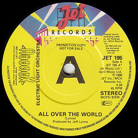 All Over The World JET 195