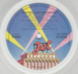 ELO - On The Third Day JetLP 202