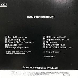 Borning Bright Excelsior Rear CD A22639.