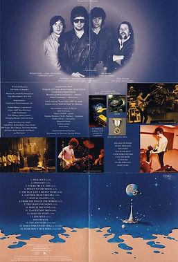 Time Remaster CD Booklet