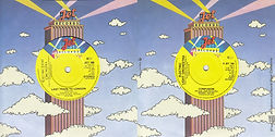 Last Train To London / Confusion - Different Labels On Same Record