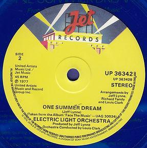 One SummerDream - Blue Vinyl