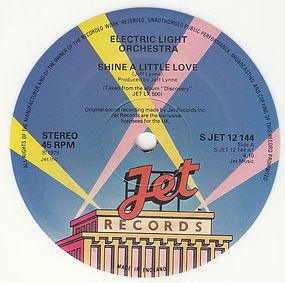 Shine A Little Love S Jet 12 144 White Vinyl