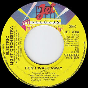 Don't Walk Away JET 7004