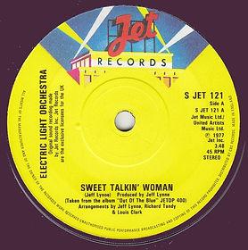 Sweet Talkin' Woman S JET 121