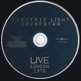 ELO Live London 1976 - IMA 104164