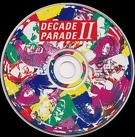 """Out Of The Bue - 2nd CD """"Decade Parade II"""""""