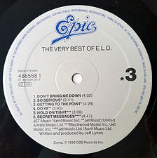 The Very Best Of The Electric Light Orchestra 46658 1