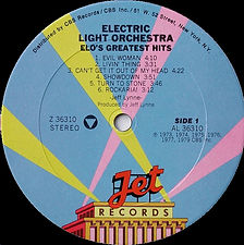 ELO Greatest Hits - PZ 36310