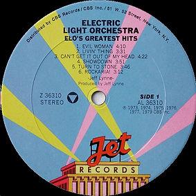 ELO Greatest Hits - PZ 36310