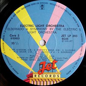 Eldorado Jet LP 203 - Spain