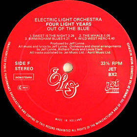 Four Light Years - Euro - Jet BX2