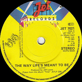 The Way Life's Meant To Be  - Jet 7021