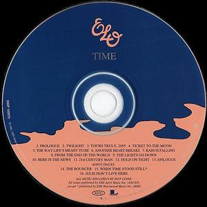 Time CD EK 85421