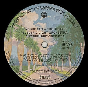 Encore - Best Of ELO -Australia