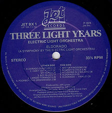 ELO Three Light Years BX1