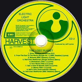 ELO2 First Light CD