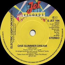 One Summer Dream S JET 104