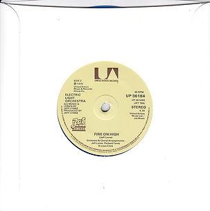 Fire On High Blue Vinyl