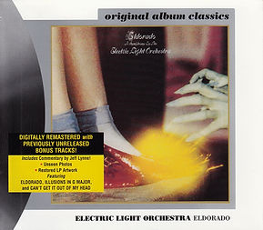 Eldorado CD Re-issue 2006 Slip Case Front