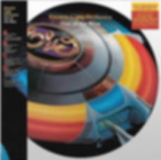 Out of the Blue Picture Disc
