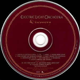 Discovery - CD - EK 85420