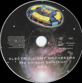 Electric Light Orchestra - The Ultimate Collection EPC 504428 9
