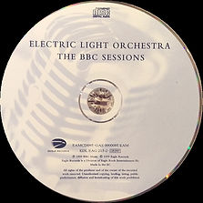 ELO The BBC Sessions - EAMCD095