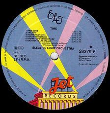 Time Jet LP 28379-6 Club Edition