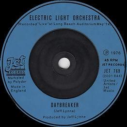 Daybreaker Live B Side JET 769