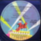 Out of the Blue Jet DP400 Blue Vinyl