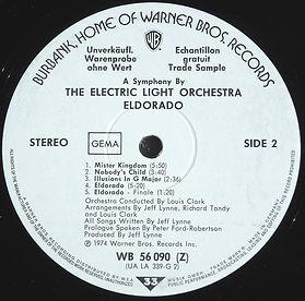 Eldorado WB 56 090 Z Promo