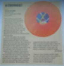 Out Of The Blue - Orange Vinyl