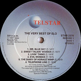 Very Best Of ELO Star 2370