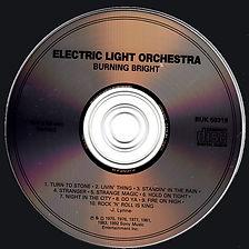 ELO Burning Bright BUK 50319