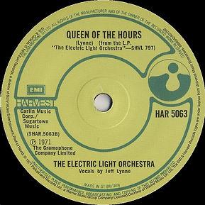 Queen Of The Hours